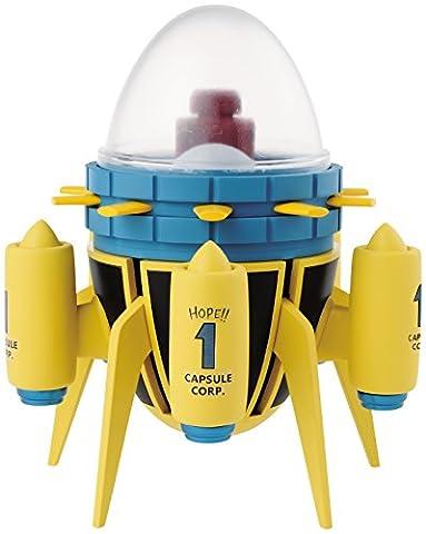 DRAGON BALL Super DBZ BANPRESTO Mega WCF Time Machine DB MG05 CAPSULE CORP