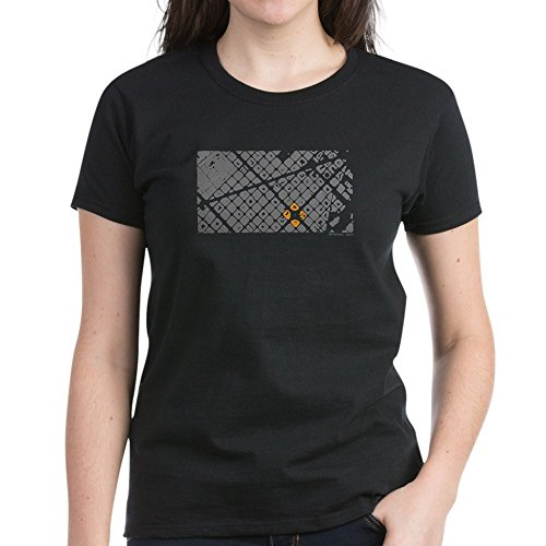 CafePress - Barcelona - Womens Cotton T-Shirt