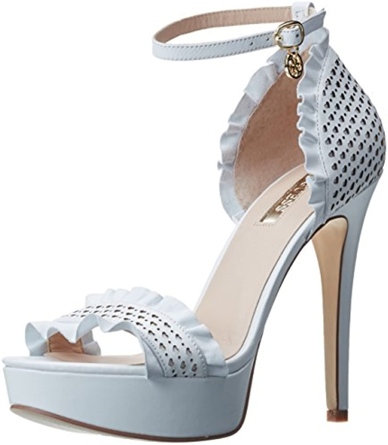 Guess Damen Kalyn Lea03 T-Spangen Pumps 37 EU