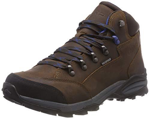 CMP Herren Mirzam Trekking- & Wanderstiefel Braun (Wood P891) 43 EU