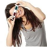 3D-Anaglyphenbrille, für 3D-Filme und Spiele, Grün / Magenta, neu, 2 Stück