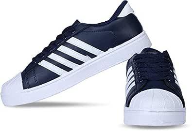 Sparx Men's Trending & Stylish Shoes SD0323 N.Blue White UK-6
