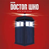 Doctor Who Official Mini Calendar - 178 x 178mm Mini Wall 2017 Calendar