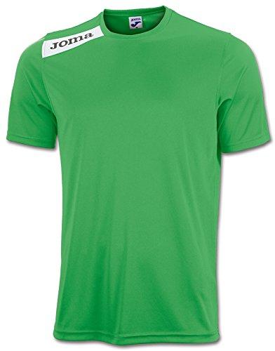 Joma Herren Kurzarm Trikot O grün Verde