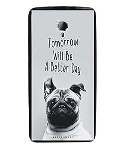 Techno Gadgets Back Cover for HTC Desire 620