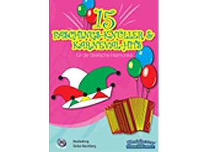 15 Faschingsknueller & Karneval Hits. Handharmonika