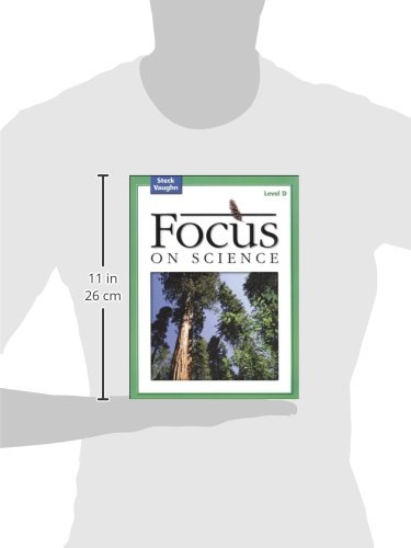 Steck-Vaughn Focus on Science: Level D (Cr Focus on Science 2004)