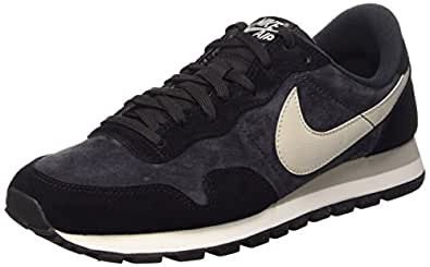Nike Men's Air Pegasus 83 Ltr Running Shoes, Black / White