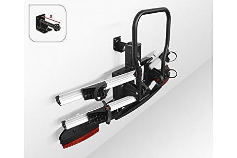 Bike Fahrradträger Anhängerkupplung für Anhängerkupplung Wandhalterung Aufbewahrung (Gancio Traino Staffa)