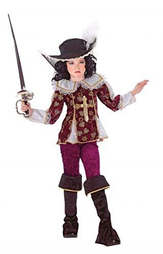 Generique - Musketier Kostüm