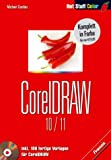 Corel Draw 10 / 11, incl. CD-ROM