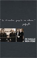 Coffret 2 volumes : De Gaulle, mon père