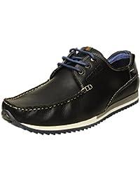 Buckaroo CORREDOR - Black Men's Leather Casual - 44 EU / 10 US Men