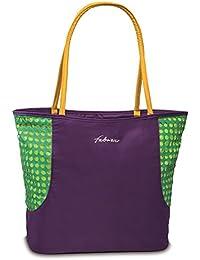 Fabrizio sac de piscine 50243–1932 violet/jaune