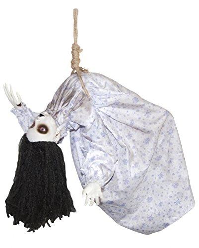 Dolls Zombie (Hängende Zombie Doll mit Licht & Sound 69cm für)