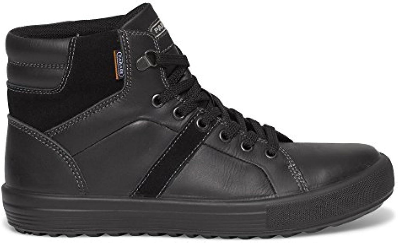 Parade 07 vision18 34 zapatos de seguridad de alta negro, Negro, 07VISION18 34 PT48