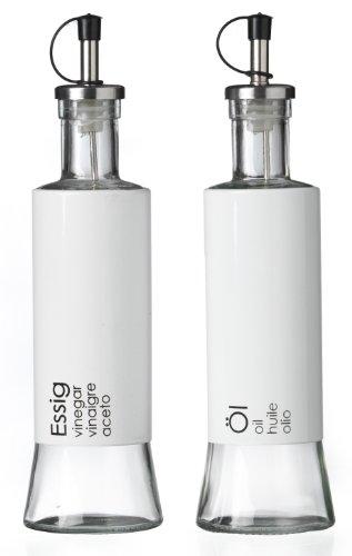 Ritzenhoff & Breker Essig- und Ölflasche Cantina, jede 320 ml