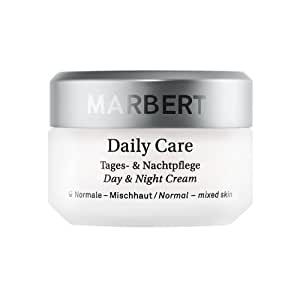 Marbert Daily Care femme/woman, Day and Night Cream Dry Skin, 1er Pack (1 x 50 ml)