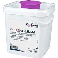 wellsamed wellsaclean Desinfektionstücher SET | 1 x 90 Desinfektionstücher wellsawipes Duft: Neutral, getränkte... preisvergleich bei billige-tabletten.eu