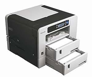 Ricoh Aficio SG 3110DN Farbdrucker (3600x1200 dpi, Ethernet 10 base-T/100 base-TX, USB 2.0) grau