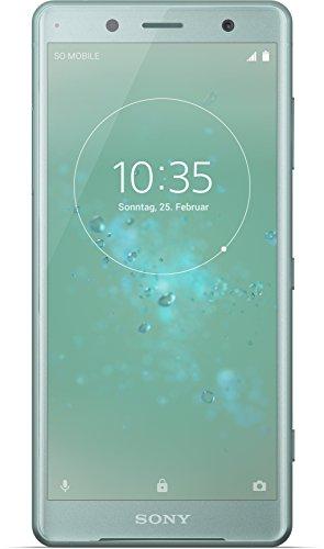 Sony Xperia XZ2  Compact Smartphone  12 7  cm  5  Pulgadas  Pantalla IPS Full HD    64  GB de Memoria Interna y Memoria RAM de 4  GB  Verde  Versi  n