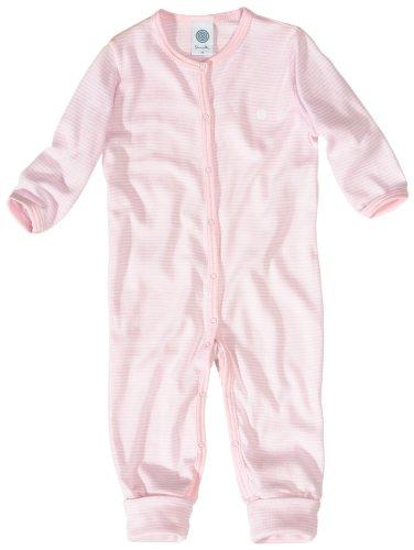 Sanetta 220453 Baby - Mädchen Babykleidung/ Overalls, Gr. 56, Rosa