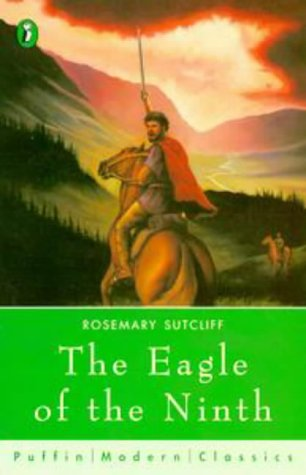 Book cover for The Eagle of the Ninth
