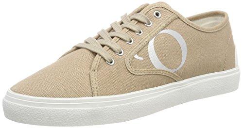Marc O'Polo Sneaker, Damen  Sneaker, Beige (Sand), 39 EU (6 UK)