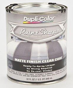 Paint Shop Matte Finish Clear by Krylon