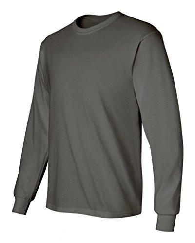 Pirate Booty auf American Apparel Fine Jersey Shirt Grau/Dunkelgrau