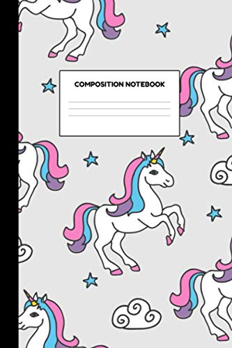 Composition Notebook: College Ruled Blank Lined Journal Paper Notebook - 120 Pages 6