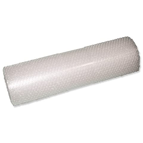 Jiffy Bubble Film Protective Packaging 10mm Bubbles Roll 500mmx3m Ref BROC37963