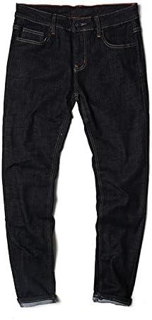 Dufjodi Uomini Occasionale Jeans,Foto a Coloreei,36 | Forte calore calore calore e resistenza al calore  | Della Qualità  92413c