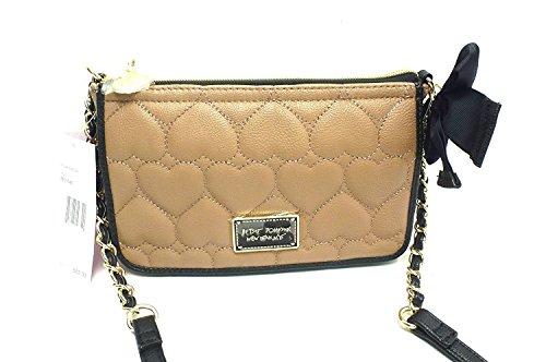 Betsey Johnson Be Mine EW Crossbody Bag (Johnson Betsey Handtasche)