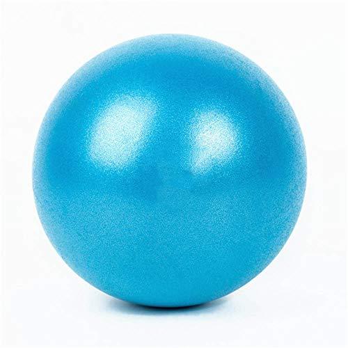 SJF 9,8-Zoll-Mini-Gymnastikball für kleine Gymnastikbälle für Yoga, Pilates, Physiotherapie, Stretching und Core Fitness, Balance- und Stabilitätstraining