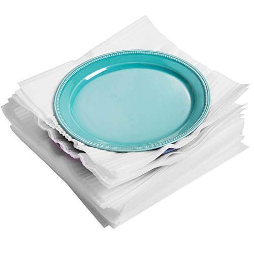 50Kissen Schaumstoff Blatt 30,5x 30,5cm Schützen Gerichte, China, und Möbel, Verpackung, Arztausstattung, Polsterung Vorräte für beweglichen (50Pack) (50Zählen) - Für China Verpackungsmaterial