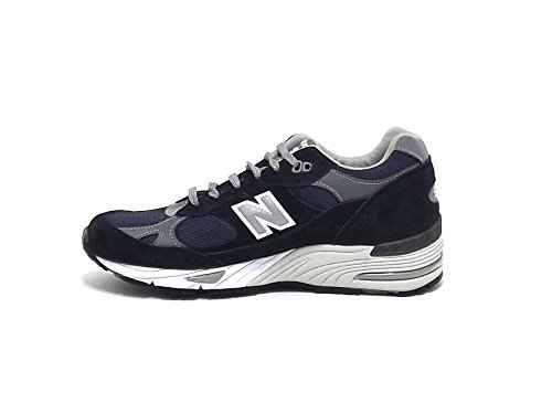 New Balance 991 M991-nv Homme Chaussures Bleu bleu