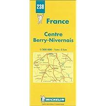Carte routière : Centre, N° 238