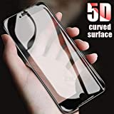 #7: Comoro XIAOMI Poco F1 Screen Protector, Anti Blue Light [Eye Protect] 9H Hardness 3D Touch Compatible Shockproof Anti-Scratch, Tempered Glass for Poco F1 (5D Glass)