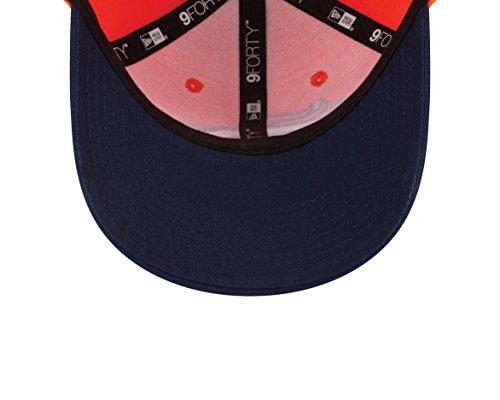 New Era - Casquette de Baseball - Homme Orange