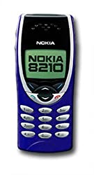 Nokia 8210 Handy Blue
