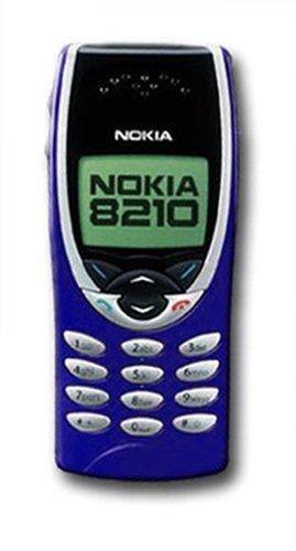Nokia 8210 Handy Blue