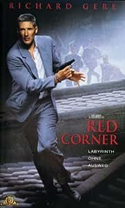 Red Corner - Labyrinth ohne Ausweg [VHS]: Richard Gere