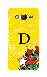 SWAG my CASE Printed Back Cover for Samsung Galaxy J7