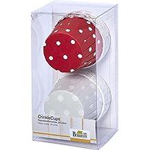 Crinkle Cups  Cake Couture: 24 fettabweisende Förmchen