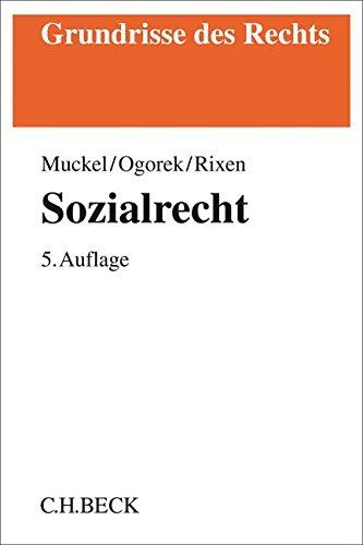Sozialrecht (Grundrisse des Rechts)