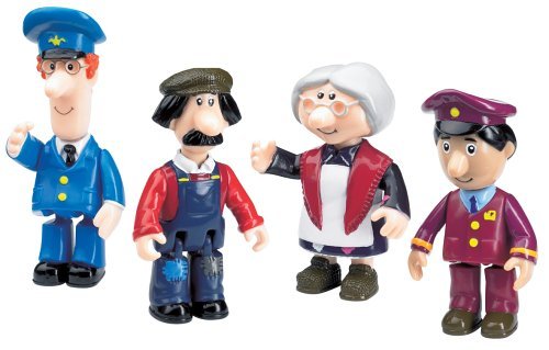 Image of Postman Pat - Set of 5 Figures