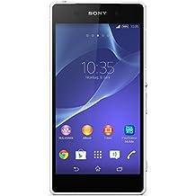 "Sony Xperia Z2 - Smartphone libre Android (pantalla 5.2"", cámara 20.7 Mp, 16 GB, Quad-Core 2.3 GHz, 3 GB RAM), blanco (importado)"