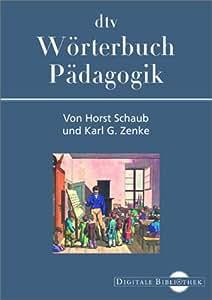 dtv-Wörterbuch Pädagogik