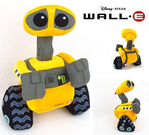 Disney Peluche 27cm Originale Wall-e Walle Robot Eve Gioco Giocattolo Pixar